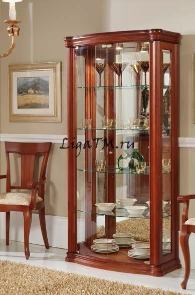 витрины для гостиной италия испания купить недорого в москве